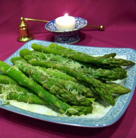 Easy, Healthy Asparagus