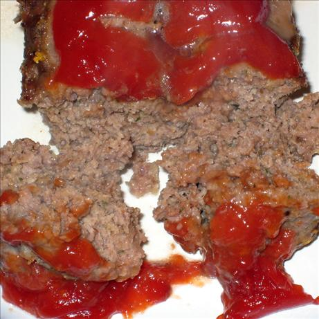 Honey Garlic Meatloaf