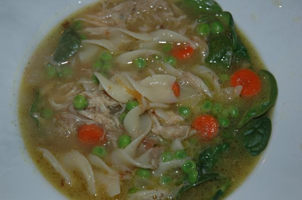 Beauchamp's Chicken Noodle Soup