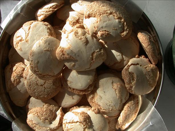 My Nana's Aniseed Cookies