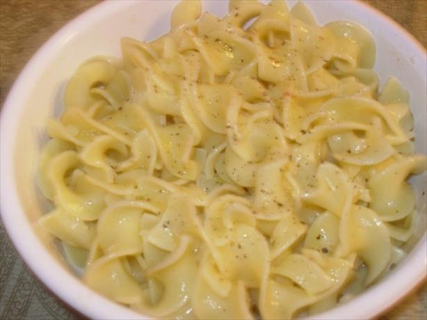 Butter Noodles