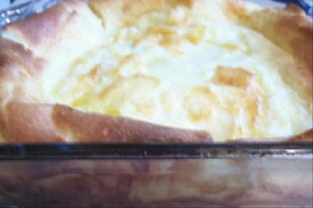 Easy Oven-Baked Pancake