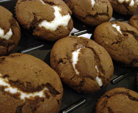 Black and White Muffins