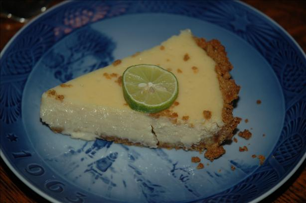 Linda's Rich Key Lime Pie