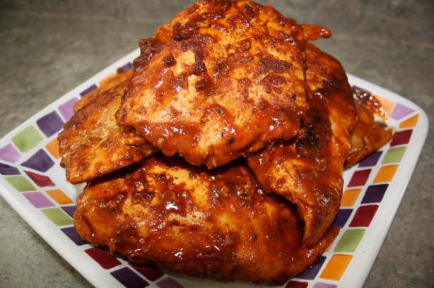 Spiced Citrus Dump Chicken