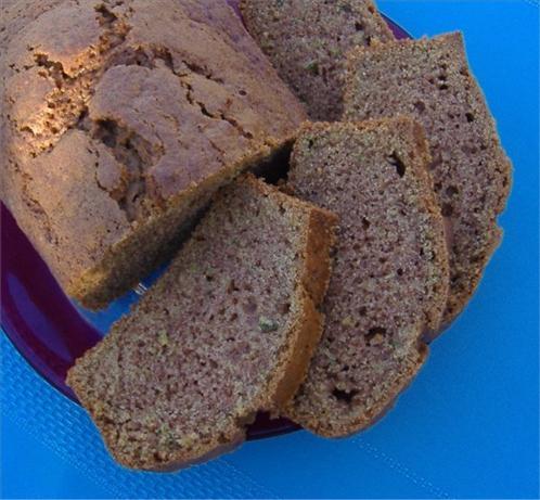 Old-Fashioned Zucchini Bread