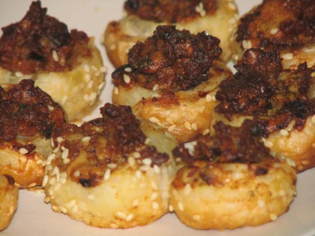 Bacon and Mushroom Bites