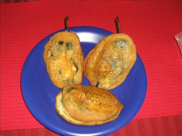Traditional Chiles Rellenos
