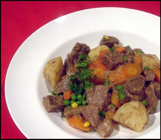 Mum's Beef or Chicken Casserole
