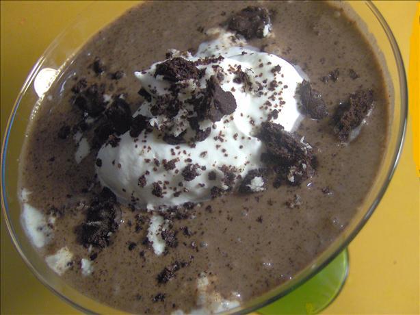 Oreo Espresso Shake