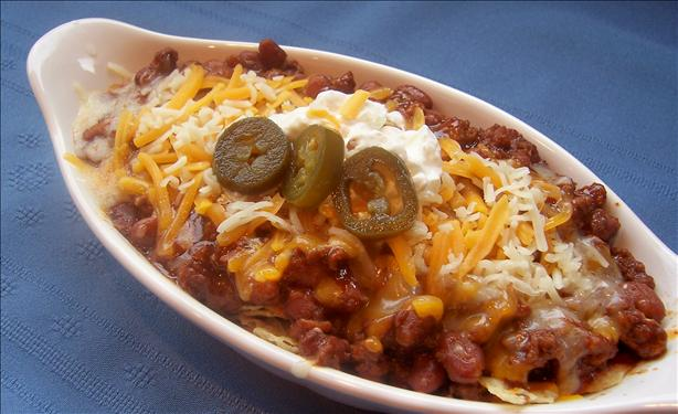 Embarrassing Enchilada Casserole