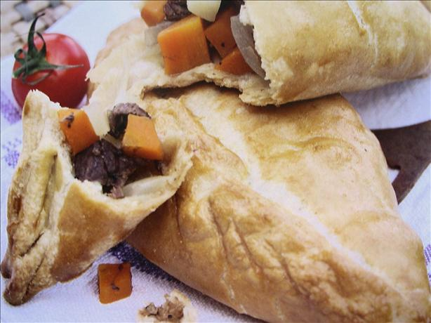 The Coal Miner's Fast Food - Cornish Pasties
