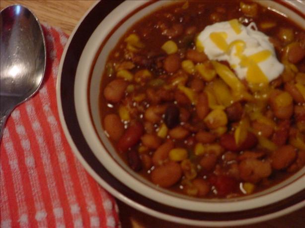 Baked Bean Smorgasbord