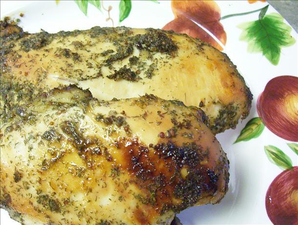 Dilly Beloved Chicken Bake