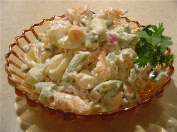Macaroni Salad a La Lois