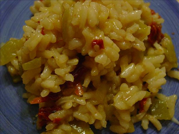 Salle's Microwave Risotto