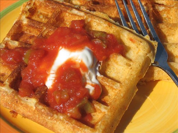 Tex-Mex Waffles