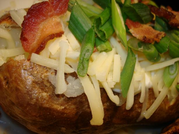 Texas Roadhouse Potato