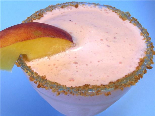 Peach Crisp for Charlotte J