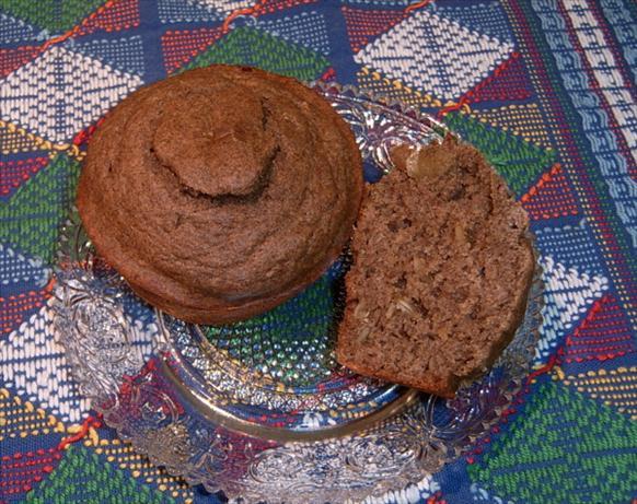 Buckwheat Pumpkin Seed Muffins