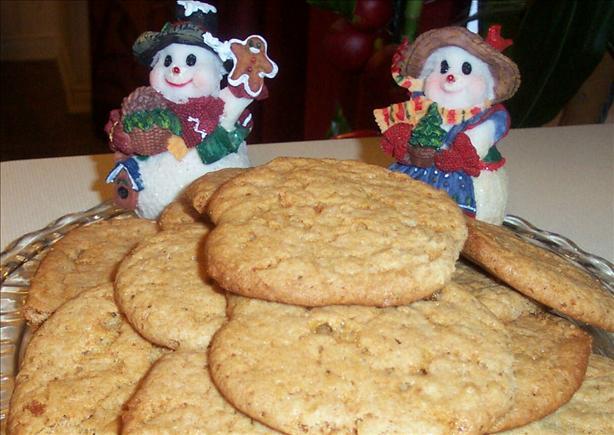 Rosemary Honey Cookies