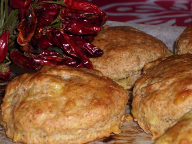 Red Chili Biscuits