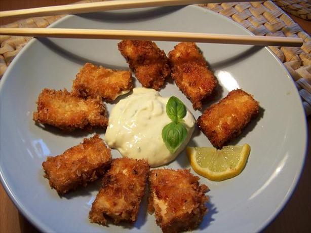 Panko Tofu