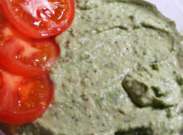 Avocado Aioli Guacamole