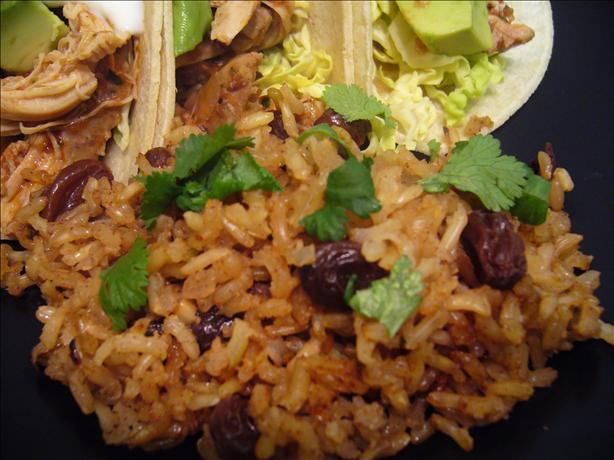 Mexican Cinnamon Rice