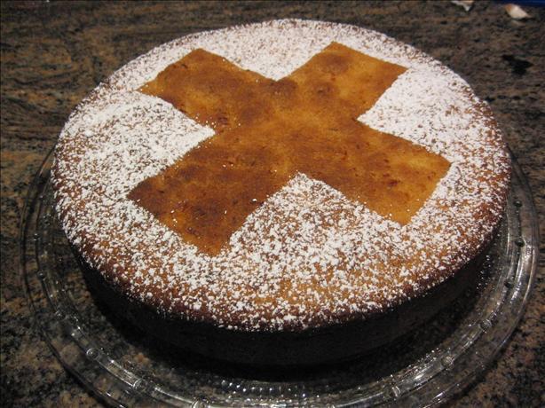 Engadiner Nusstorte (Nut Cake)
