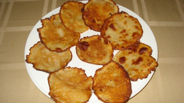 Ma's Secret Jamaican Banana Fritters