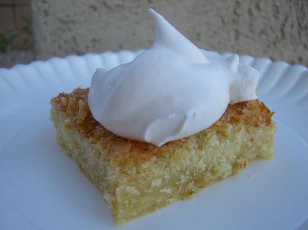 Japanese Sponge Cake (Kasutera)