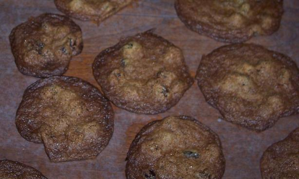 Soft-Baked Oatmeal Cookies