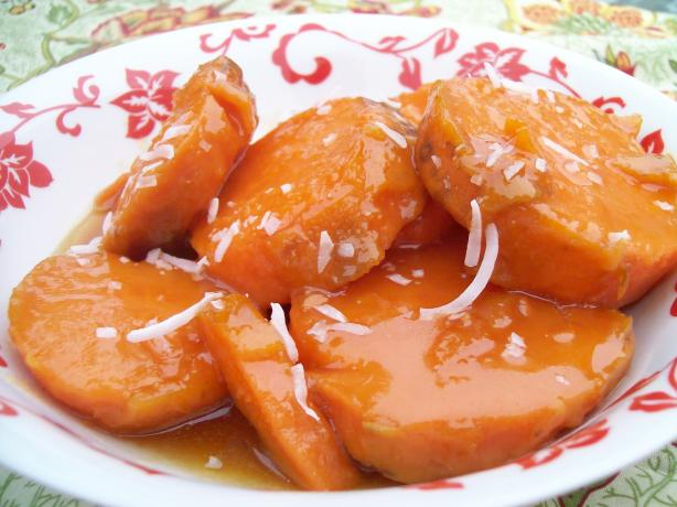 Aloha Sweet Potatoes