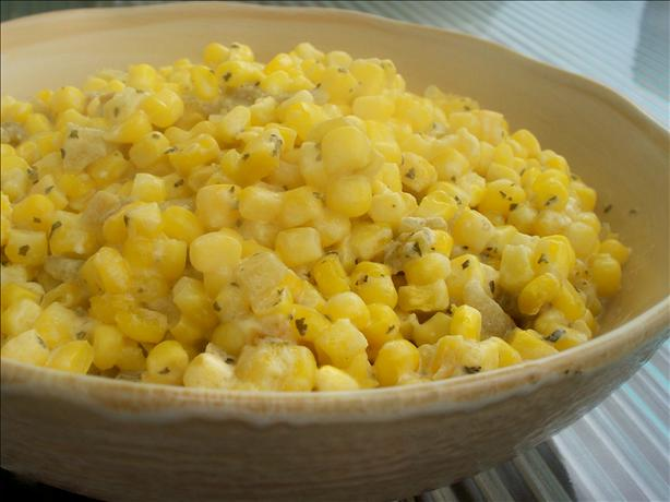 Sue's Mexican Corn