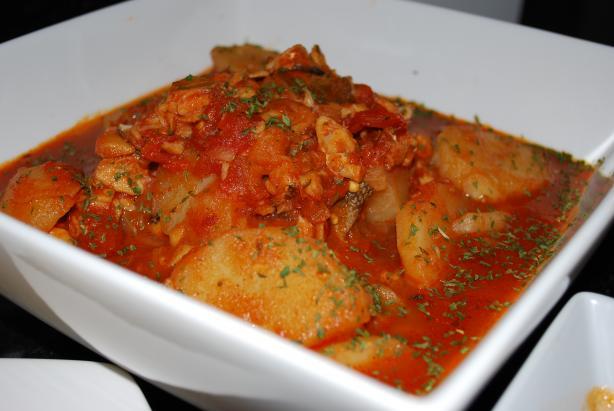 Salt Cod (Bacalhau, Bacalao, Morue, Baccalà) Stew