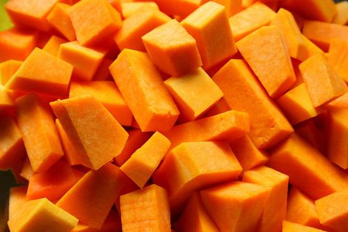 Fresh Orange Pie