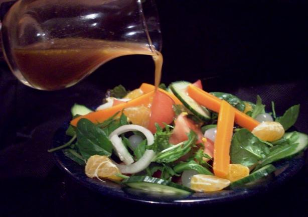 Orange Soy Dressing
