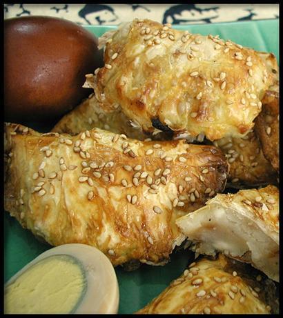 Potato Boreks - Borekas Tapukhay Adama