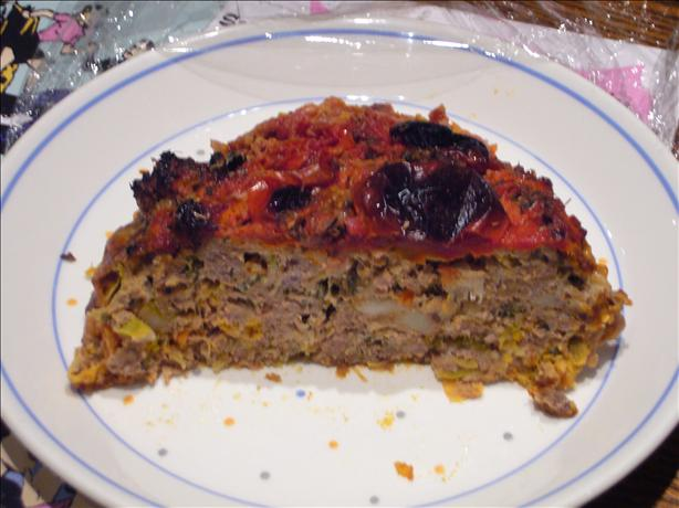 Meatloaf from Home