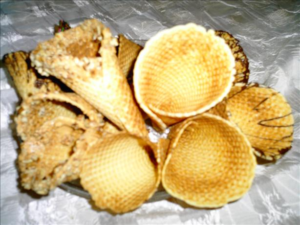 Waffle Cones or Bowls