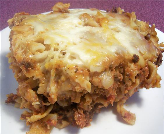 Busy Mom Lasagna for the Crock Pot