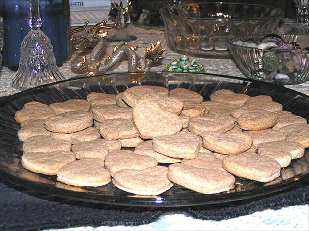 Elswet's Quick, Easy, & Delicious Diabetic Irish Shortbread