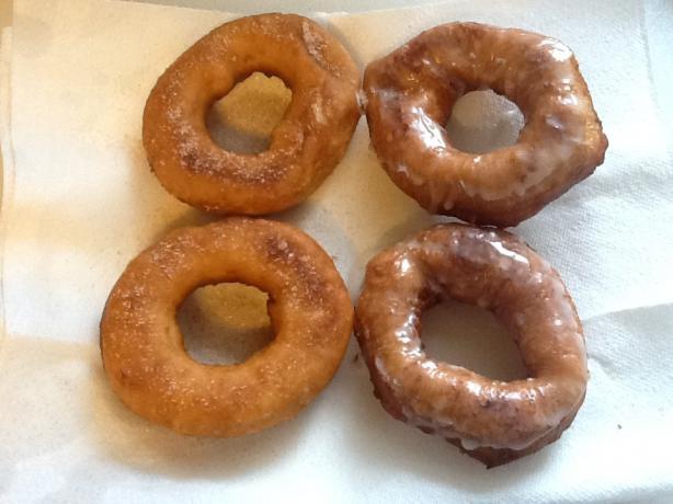 Pillsbury Grands Doughnuts (Bakery Size)