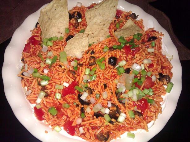 Beth's Taco Dip