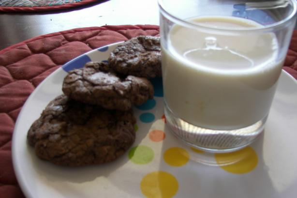 Black Gold Cookies