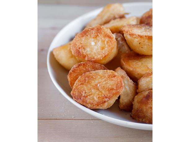 Mom's Roast Potatoes