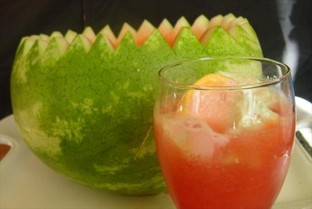 Watermelon Citrus Punch