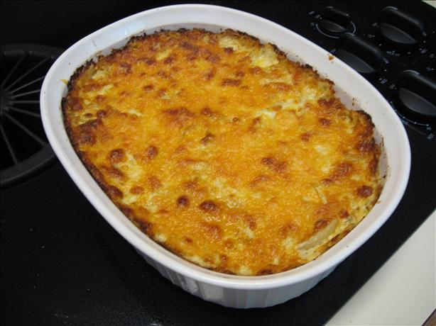 Sweet Onion Corn Casserole