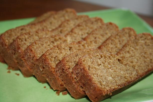 Georgia Peach Bread